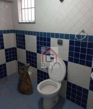 Sobrado com 4 dormitórios para alugar, 250 m² por R$ 4.500/mês - Campestre - Santo André/S - Foto 7