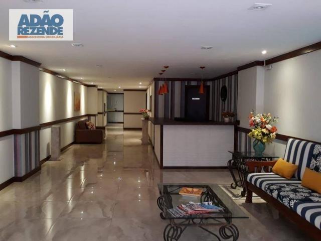 Apartamento com 1 dormitório à venda, 55 m² - Alto - Teresópolis/RJ - Foto 17
