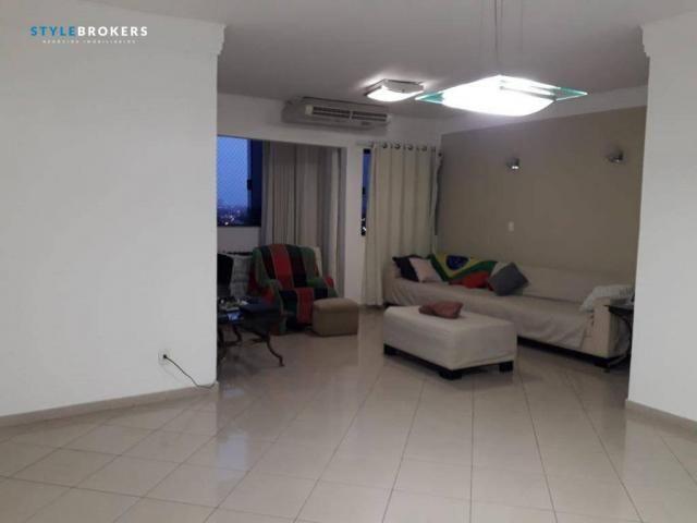Apartamento no Edifício Caribe com 4 dormitórios à venda, 170 m² por R$ 320.000 - Baú - Cu