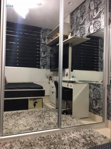 Apartamento no Edifício Jardim D América com 3 suítes à venda, 134 m² por R$ 800.000 - Jar - Foto 16