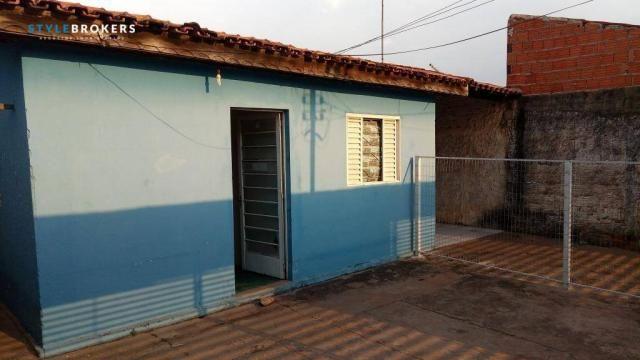 Casa Casa no Bairro Cohab Primavera com 3 dormitórios à venda, 50 m² por R$ 140.000 - Coha