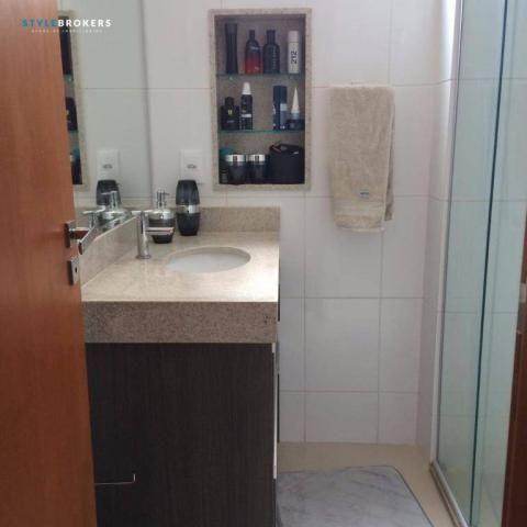 Apartamento no Edifício Jardim D América com 3 suítes à venda, 134 m² por R$ 800.000 - Jar - Foto 18