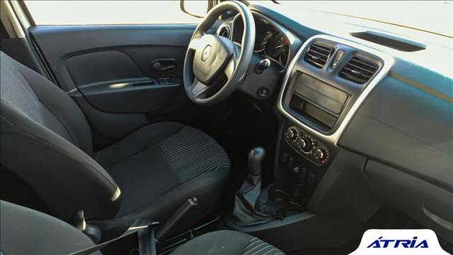 Renault Sandero 1.0 12v Sce Authentique - Foto 7