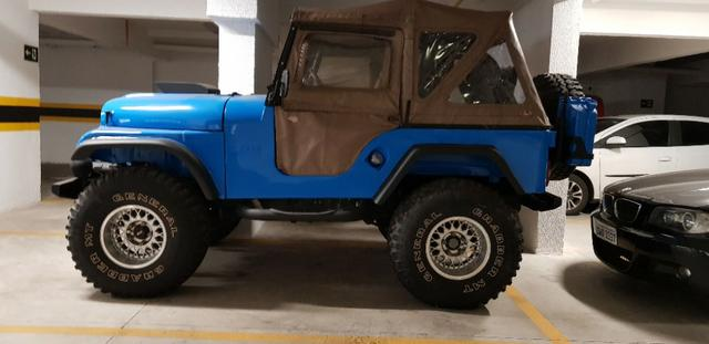 Jeep Ford Willys 83 - Foto 6