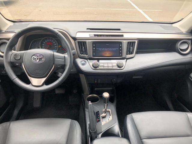 Toyota rav4 2.0 4x2 16v gasolina 4p qutomático 2015 - Foto 8