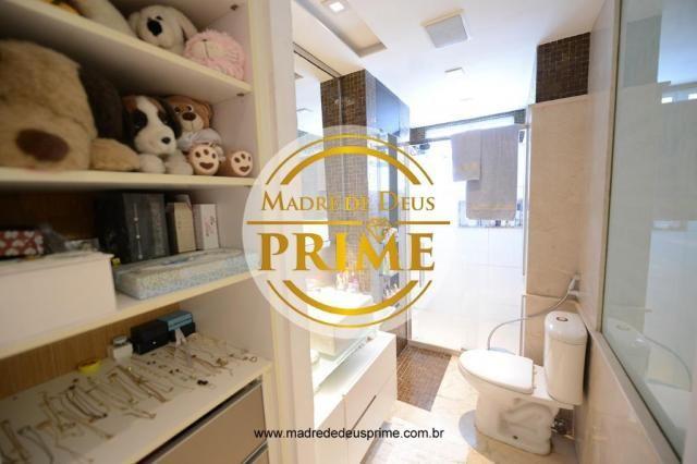 Apartamento com 4 dormitórios à venda, 326 m² - Meireles - Fortaleza/CE - Foto 15