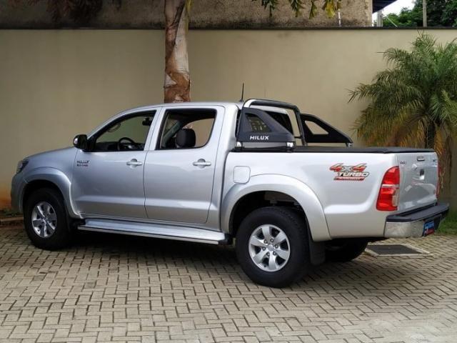 Toyota hilux 2013 3.0 srv 4x4 cd 16v turbo intercooler diesel 4p automÁtico - Foto 2