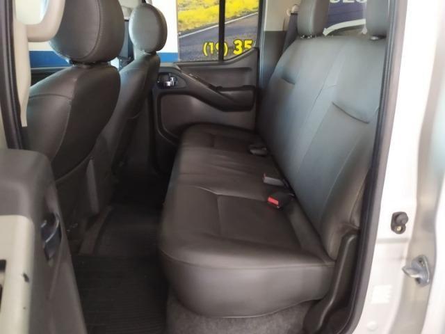 Frontier Sl Cd 2.5 T.Diesel 4x4 2014 aut - Foto 7