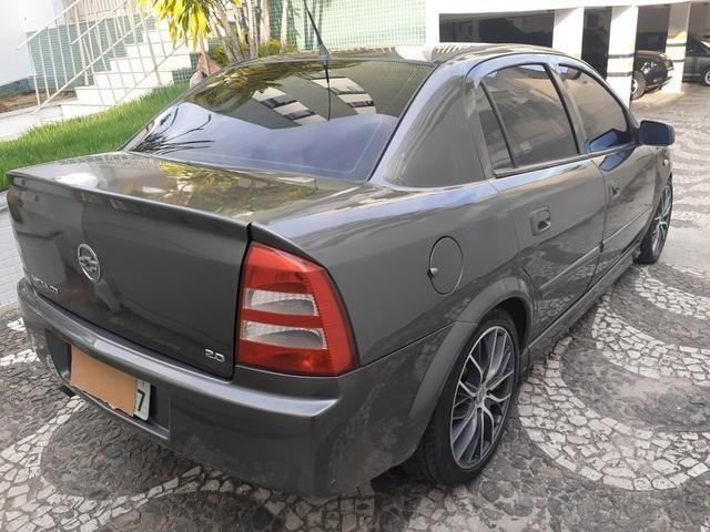 Chevrolet Astra CD 2.0 Sedan 2004 - Foto 8