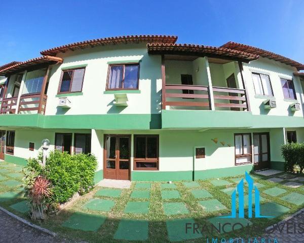 Casa Duplex em Condomínio 2 Qts sendo 2 Suíte 2 vagas com área de lazer em Nova Guarapari