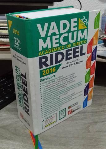 Vade Mecum Grande da RIDEEL - Foto 2