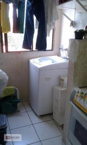 Apartamento residencial à venda, Vila 12 De Setembro, Jaguariúna - AP0396. - Foto 9