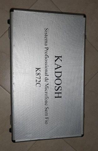 Microfone Kadosh K872C - Foto 4