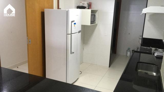 Apartamento para alugar com 3 dormitórios em Praia do morro, Guarapari cod:H4925 - Foto 4