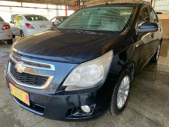 Chevrolet Cobalt LT - 2013 - Gnv - Oportunidade