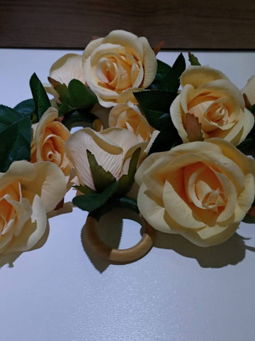 Porta guardanapo flor - Foto 6