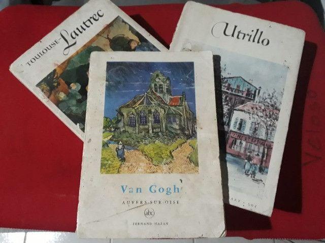 Livros para amantes da arte: - Foto 2