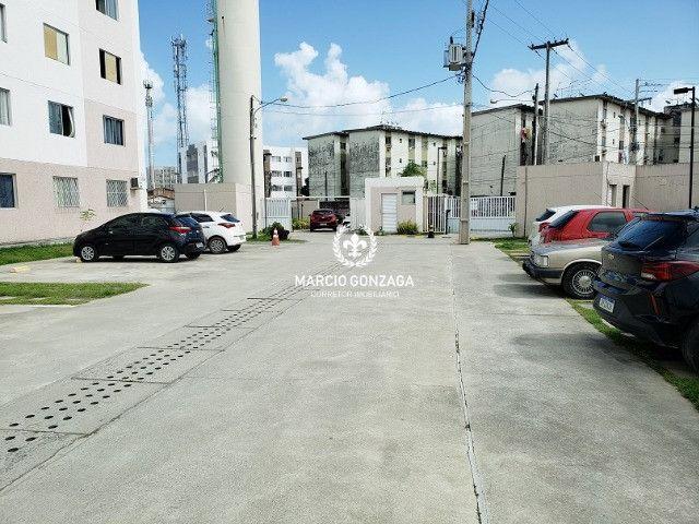 Apartamento com 2 quartos, condomínio familiar no bairro de Candeias! - Foto 10
