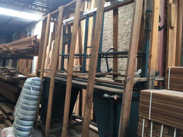 Máquina para montagem de portas ou kit pronto - Foto 4