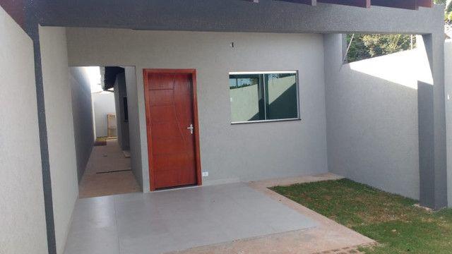 Casa nova com 2 quartos - Vilas Boas - Foto 3
