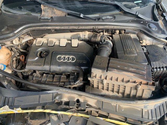 Audi A3 Sport 2.0 tfsi 200cv Sucata para retirada de peças - Foto 10
