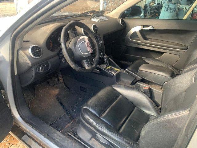 Audi A3 Sport 2.0 tfsi 200cv Sucata para retirada de peças - Foto 8