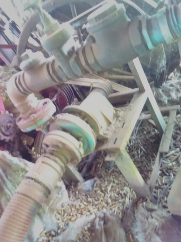 Sistema de Irrigação Completo - Bomba Tocada a Trator 60 CV - Foto 4