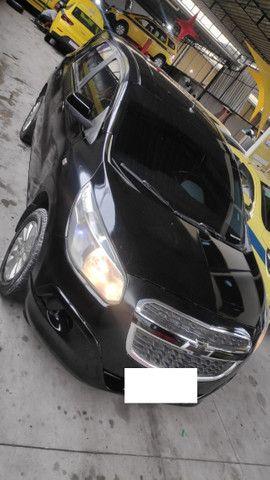 Spin lt 1.8 automatica, ex taxi, nova demais, aprovação imediata, sem comprovação renda!!! - Foto 8