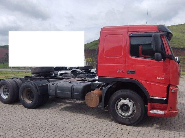 Volvo FM 370 ano 2011 6x2
