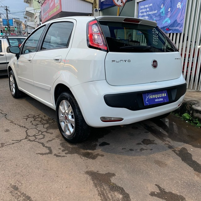 Fiat Punto Atractive 1.4 Itália 2017 - Foto 6