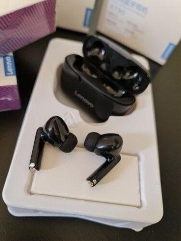 Fones de Ouvido Lenovo Bluetooth Lenovo XT90 - Foto 2