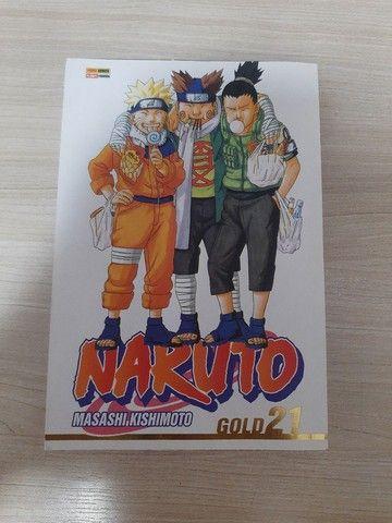 Mangás Naruto - Foto 4