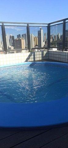 Apartamento em Manaíra com 3 quartos,  piscina e segurança na portaria. Pronto para morar - Foto 11