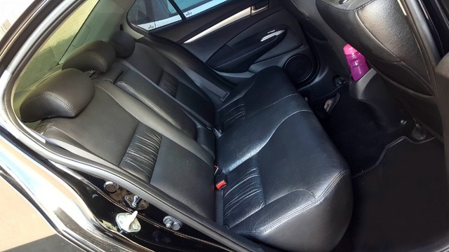 Honda City 1.5 EX 16V Flex 4P Automatico - Foto 3