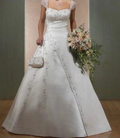 Vestido de noiva bordado - Foto 4