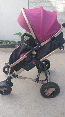 Carrinho de bebê Moisés Confortável - Foto 2
