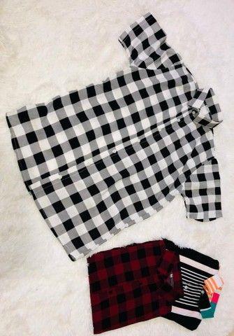 Camisas Viscoses - Foto 5