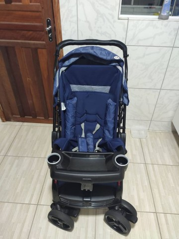 Carrinho berço Tutti baby - Foto 2