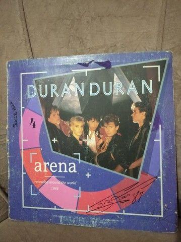 2 LPs\Discos de Vinil - Duran Duran - Arena (1984) e Master Mixes (1988) - Ler... - Foto 4