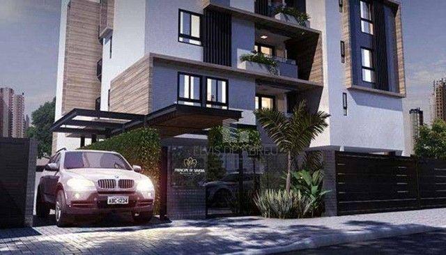 Apartamento com 2 dormitórios à venda, 57 m² por R$ 281.900,00 - Jardim Oceania - João Pes - Foto 10