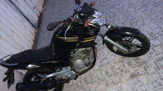 VENDE-SE MOTO YS 250 FAZER / FAZER L.EDITION/GASOLINA 2011 - Foto 7