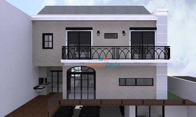 Casa à venda, 383 m² por R$ 2.200.000,00 - Campo Comprido - Curitiba/PR - Foto 9