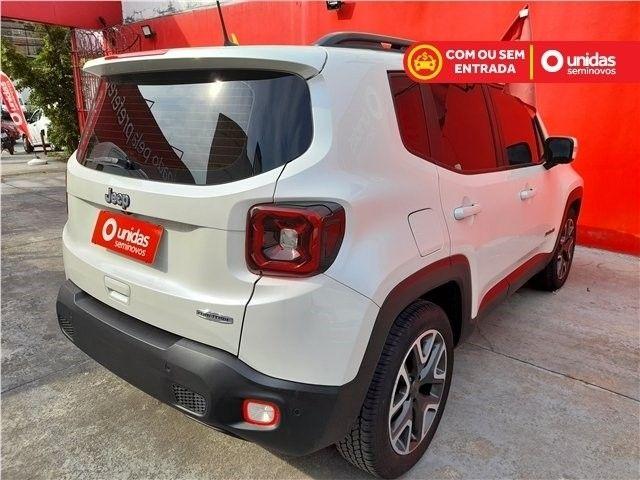 Jeep Renegade 2020 1.8 16v flex longitude 4p automático - Foto 5