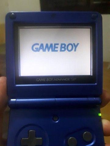 Game Boy Advance SP Nintendo Original - Foto 3