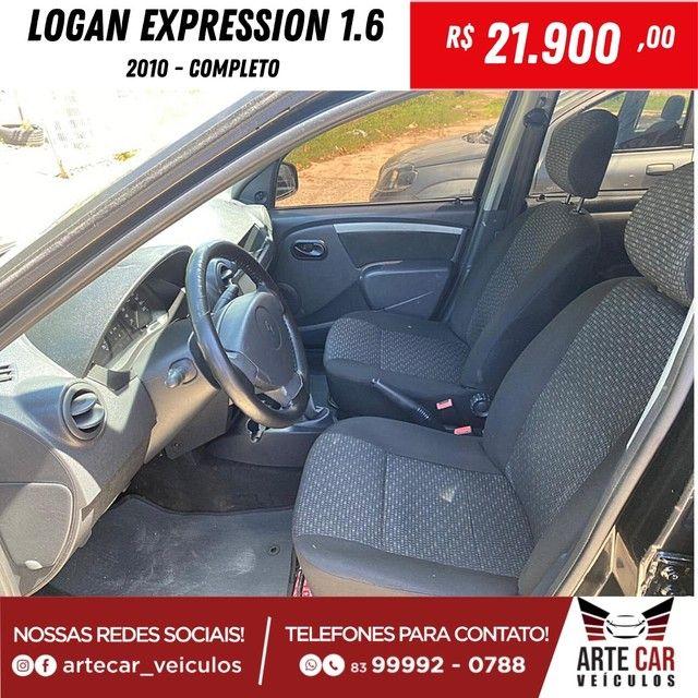Logan Expression 1.6 8 v completo 2010!! - Foto 3