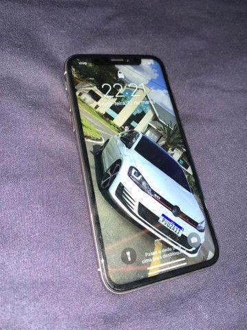 IPHONE X, 64 GB, SEM DETALHES - Foto 2
