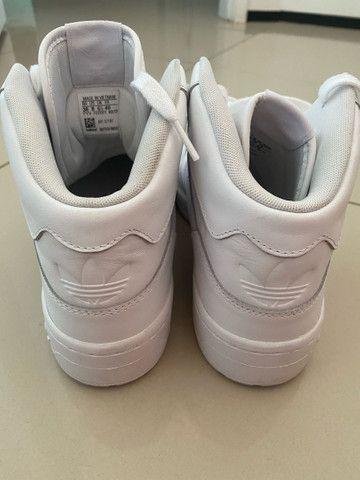 Tênis branco Adidas - Foto 3