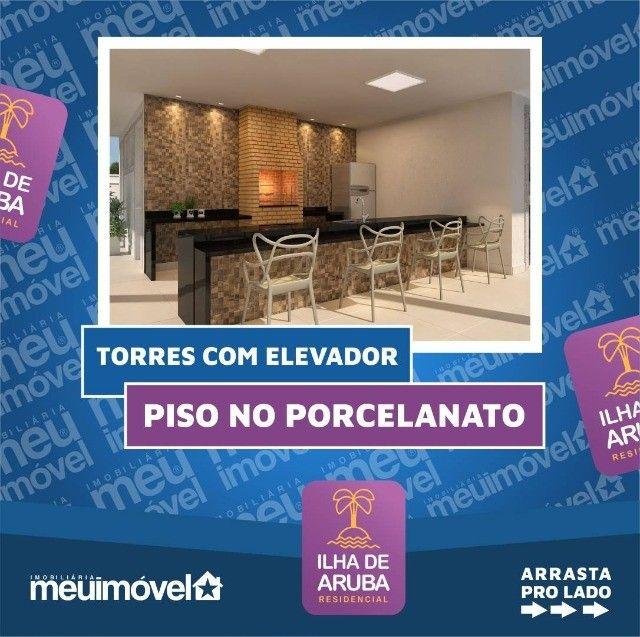 [104] Ilha de Aruba, apartamentos com 2 quartos - Cohama - Foto 4