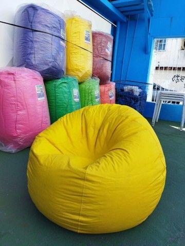 Leve conforto, inovação e praticidade pro seu lar - Puff, pufi, pufe - Foto 2