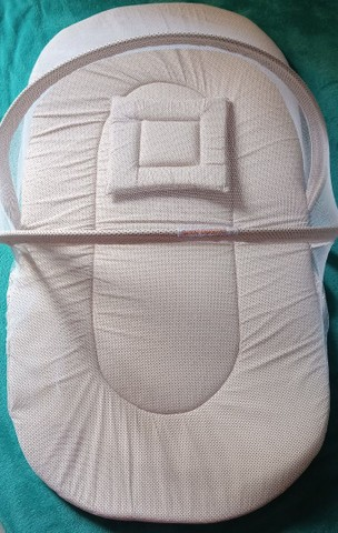 Berço Portátil com mosquiteiro - Foto 2